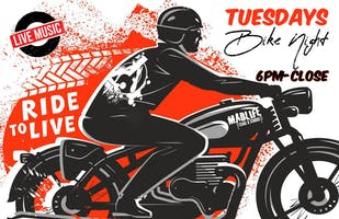 Bike & Patio Music Nights - No Cover!