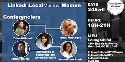 Linkedin Local Montreal - Women