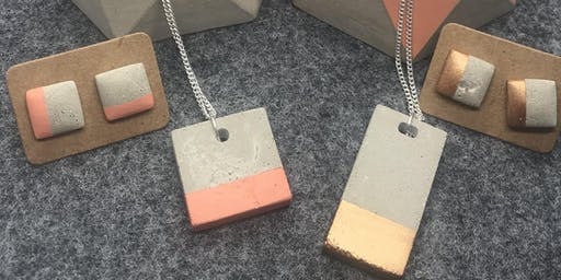 Concrete Jewellery Workshop