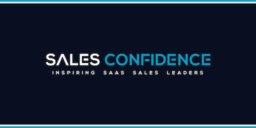Sales Confidence - B2B SaaS Sales Leaders Talks Evening Event - Dublin