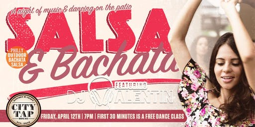 Image result for City Tap House University City Salsa & Bachata on the Patio