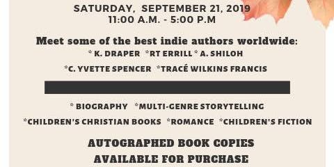 Fall for Indie Authors