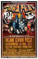 Insane Clown Posse, DJ Paul, Mushroomhead, Rittz, Mac Lethal, Ouija Macc, Kissing Candice