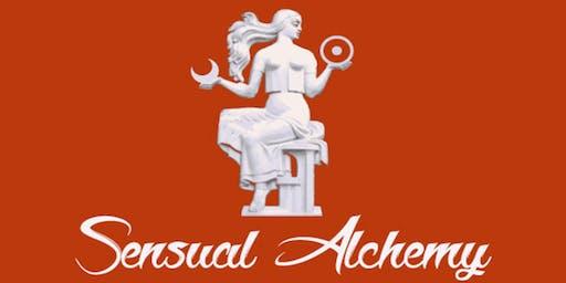 Sensual Alchemy-Sex Magic Ritual for Women