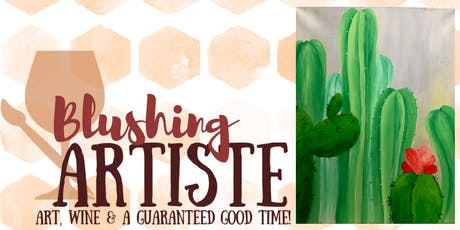 Blushing Artiste - August 17th tickets