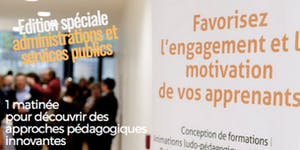 FORUM DES PÉDAGOGIES LUDIQUES - 9 mai 2019 - Edition...