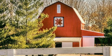 Barn Quilt Class for 10/12/19 tickets