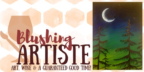 Blushing Artiste - July 20th tickets