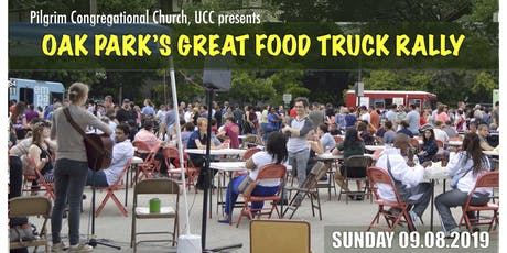 Oak Park's Great Food Truck Rally 2019 tickets