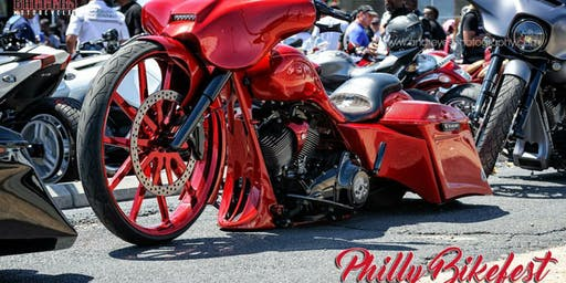PHILLY BIKEFEST 2019 MOTORCYCLE & CAR SHOW