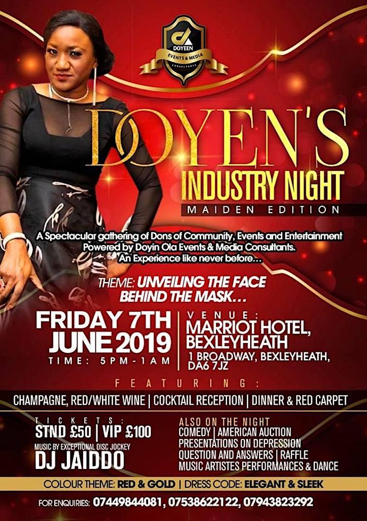 Doyen's Industry Night. image