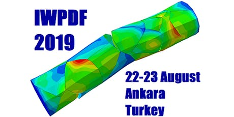 1st International Workshop on Plasticity, Damage and Fracture of Engineering Materials tickets