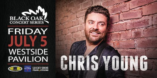CHRIS YOUNG special guest Lindsay Ell
