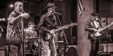 The NightHawks~Legendary Hard-Driving BLUES from D.C. tickets