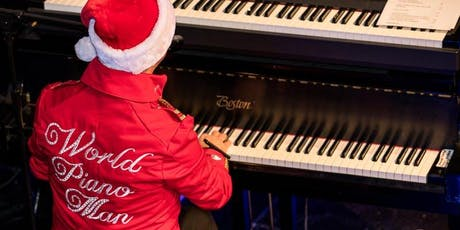 Martyn Lucas. One Night at Christmas Concert. Fundraiser for Lions Club tickets