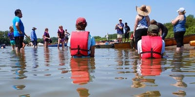 Water Quality Paddle Trip with Friends of the Kaw