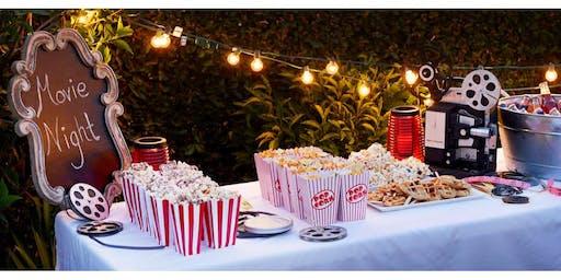 Women of Glimmer: Outdoor Movie Night