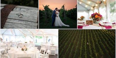 Flag Hill Distillery & Winery Wedding Showcase & Chef's Tasting SPRING 2019