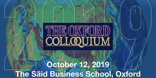 The Oxford Colloquium