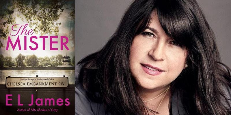 Changing Hands hosts Meet and Greet with E.L. James: The Mister