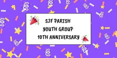 St. Jane Frances Parish Youth Group 10th Anniversary
