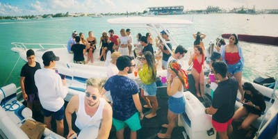 SOUTH BEACH BOAT PARTY