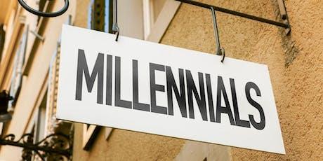 Post-Millennials Choir tickets