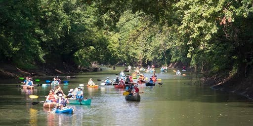 Let's Paddle the Kaw - Wamego to Belvue