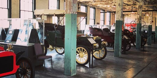2019 Father's Day Ford Piquette Avenue Plant and Auto Baron Home Tour