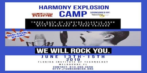 2019 Harmony Explosion Camper Registration