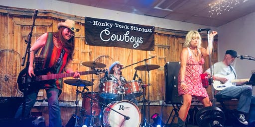The Honky-Tonk Stardust Cowboys at TAK Music Venue