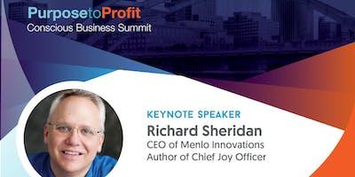 Purpose to Profits - Conscious Business Summit