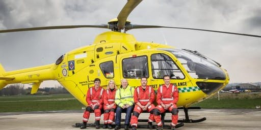 Lunch & Talk: Dorset & Somerset Air Ambulance