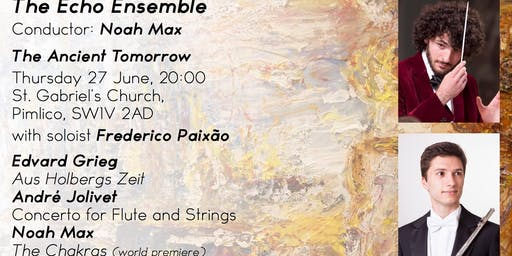 Echo Ensemble: The Ancient Tomorrow