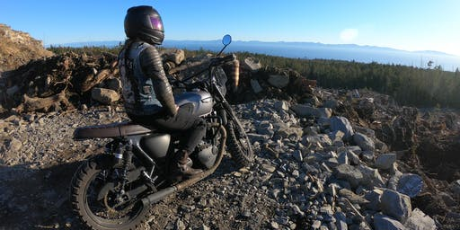 The Pilgrimage - Women's Motorcycle Ride on Vancouver Island