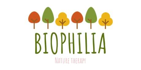 Biophilia Nature Therapy Walk  tickets