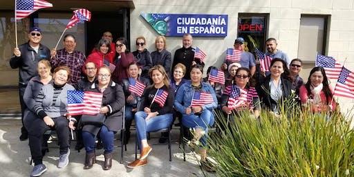 Sábados Clases de Ciudadanía en Español