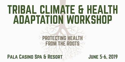 Tribal Climate & Health Adaptation Workshop
