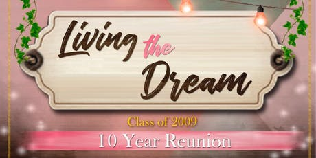 Turner Tech Class of 2009 Reunion tickets