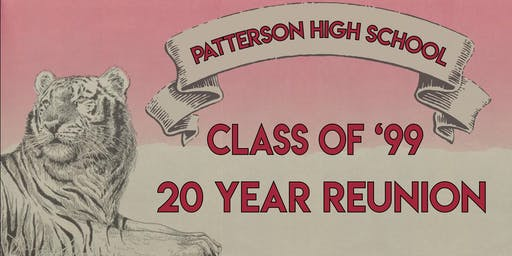 Patterson High Class of '99 - Twenty Year Reunion
