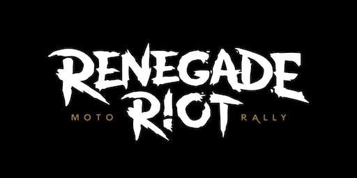 Renegade Riot Moto Rally 2019