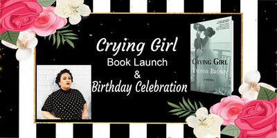 Crying Girl Book Launch Party & Yvonne's Birthday Celebration