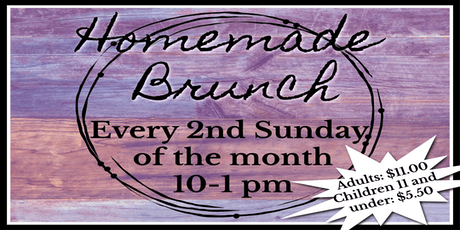 Homemade Winery Brunch tickets