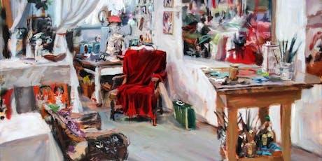 """Loosen Up Weekend Intensive"" - Painting Workshop  tickets"