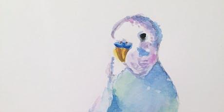 Thursday Kids Art Classes 8 wks starts 1st August: Kempsey Adventist School tickets