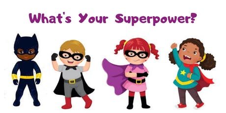 CHADD PARENT SUPPORT GROUP PRESENTATION: WHAT'S YOUR CHILD'S SUPERPOWER?  tickets
