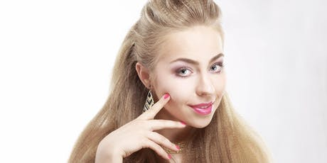 Styles of Summer Makeup and Hair- Cosmetology 14 hr CE Course tickets