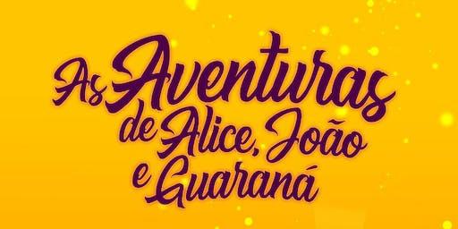 Lancamento do Livro da Cidadania - As Aventuras de Joao, Alice e Guarana