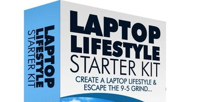 FREE 'NEW' Laptop Lifestyle Starter Kit Launch!