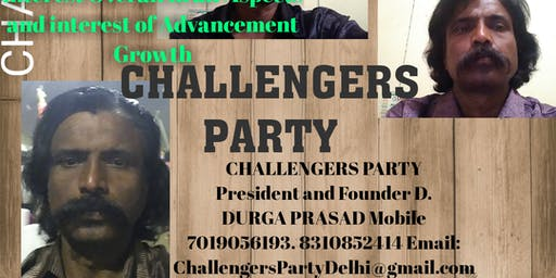 BYATARAYANAJI's CHALLENGERS PARTY